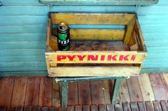 At sauna. Tampere, Finland.