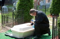 """""""O Grito do Bicho"""": Policial faz tributo a seu amado parceiro K-9, sal..."""