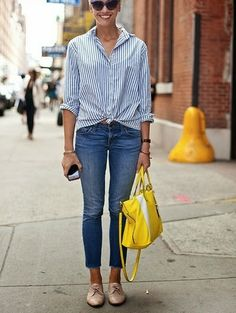 Chic and Silk: STREET STYLE: Brogues Oxford Derby! 25 Outfits μας Δείχνουν πως Φοριούνται!