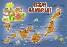the Canary Islands
