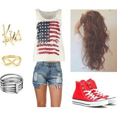 American. shared by Leila. on We Heart It