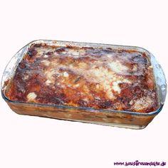 Parmigiana die melanzane  Parmigiana di malanzane sind köstlich überbackene Auberginen vegetarisch glutenfrei