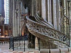Kanzel Kirchen, Medieval, Stairs, Home Decor, Romanesque, Brick, Pictures, Stairway, Decoration Home