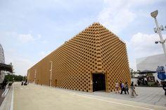 #Poland Pavilion #Expo2015 #Milan #WorldsFair