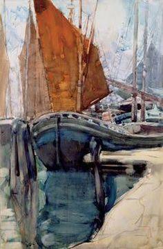 frances hodgkins - Google Search New Zealand Art, Sculpture, Impressionist, Still Life, Illustration, Sailing, Neo, Australia, France