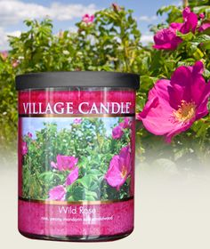 Wild Rose - Decor Collection -NEW! - Wild rose and peony with notes of mandarin and sandalwood