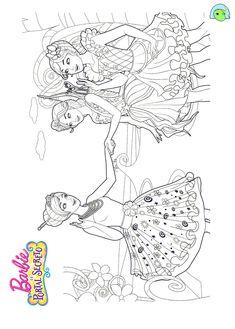 Desenhos De Barbie E O Portal Secreto Com Imagens Barbie Desenho
