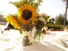 sunflower wedding ideas | Weddings at Podere Patrignone, Tuscany wedding, Chianti wedding