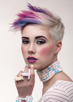 Ook met kort haar ben je zeer fashionable! Ontdek hier 10 zeer stijlvolle korte modellen die het proberen waard zijn! - Pagina 6 van 10 - Kapsels voor haar