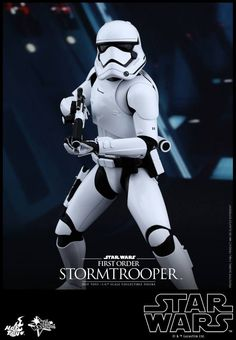 First Order StormTrooper available for Pre-order and on payment plan