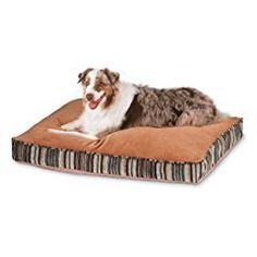 Petmate Deluxe Pillow Bed with Microban, 27-inch X 36-inch