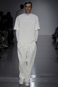 Agi & Sam LCM SS14 Normcore, London, Collections, Men, Dresses, Style, Fashion, Vestidos, Swag