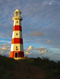 Punta Faragoza Light, Isla Margarita, Venezuela.