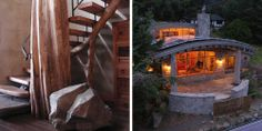 Nice curved roof and stairs.  Also see http://www.nathangoodarchitect.com/pdf/fhb_feb06.pdf for full article