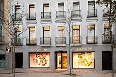 """""""Nueva tienda LV en Madrid"""" The Luxonomist"""