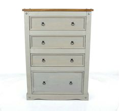 Thinking about buying Corona Grey 4 Dra.... It's on #sale here http://discountsland.co.uk/products/corona-grey-painted-4-drawer-chest?utm_campaign=social_autopilot&utm_source=pin&utm_medium=pin #furniturediscount #furniture