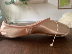 4 1//2 X /'A/' Maker Custom Pointe Shoes FREED OF LONDON Specials