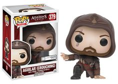 Exclusive Assassin's Creed Movie Aguilar Pop in January Loot Crate - UbiBlog - Ubisoft®