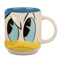 Disney Donald Duck Dimensional Mug