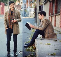 """Check out this week's """"Style Ideas via LOOKBOOK.nu"""" episode, featuring Mike Motsok (Chosen by Aqil).     Read more: http://lmtl.es/KAO6m5"""