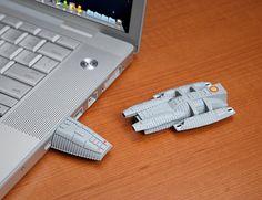 Battlestar Galactica Flash Drive