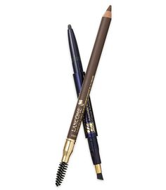 """Ousting the competition, Lancôme Le Crayon Poudre ($25.50, department stores; seven shades) was a volunteer favorite...it was the easiest to use and drew raves about its built-in corkscrew brow brush. It also got kudos for its smooth texture and for filling in and defining brows. Testers said: """"I loved, loved, loved this product — and I have used almost everything for my brows. This is, bar none, the best brow pencil ever!"""" Silver Winner Estée Lauder Automatic Brow Pencil Duo ($23.50…"""