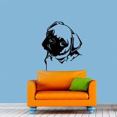 Wall Decal Vinyl Dog Veterinary Pets Shop Art Design Room Sticker Nice Picture Decor Hall Wall Chu1240