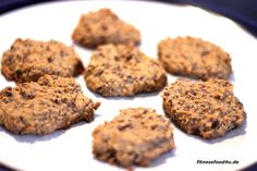 Keto Cookies ketogenic food made with almonds and flaxseeds - more than lowcarb - almost no carbs! Keto Cookies, Easy Brunch Recipes, Sweet Recipes, Low Carb Desserts, Low Carb Recipes, Paleo Mug Cake, Cookie Recipes, Dessert Recipes, Breakfast Cookies