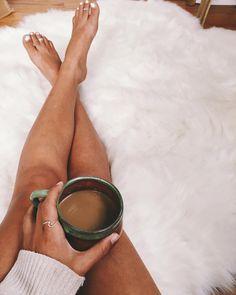 Coffee n' waves x @lizzyjelly