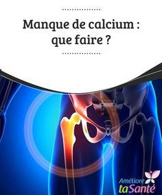 Manque de calcium : que faire ?   Comment savoir si l'on souffre d'un manque de calcium ? Comment réagir ? Venez découvrir nos conseils santé naturels.