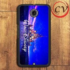 Walt Disney Castle Logo Nexus 5,Nexus 6,Nexus 7 Case