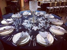 Hanukkah table!