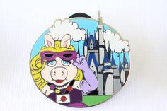 Miss Piggy with Castle