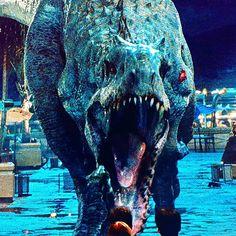 Jurassic Park 3, Jurassic World Dinosaurs, Dinosaur Room Decor, Dinosaur Art, Michael Crichton, Jurassic World Wallpaper, Youtubers, Indominus Rex, Jurassic World Fallen Kingdom