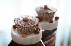 My favorite. Somebody get me a box of Sweet Patti Cakes, please? // Sweet Patti Cakes banana+nutella NANATELLA
