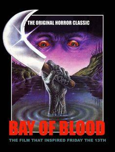 Bay of Blood aka Reazione a Catena (M.Bava) (The father of Slasher Movie)(1971)(Great Movie)