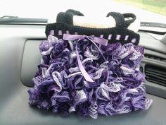 Sashay purse
