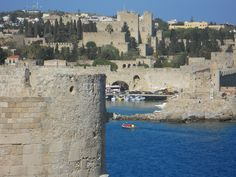 Greece:  Medieval City of Rhodes.  Copyright:  Michelle LaLonde, 2010.