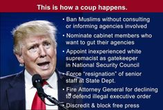 This is all planned. No coincidences here. Make some noise. Call Congress. Silence is not an option. We are the Revolution!