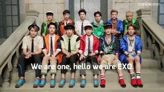 """exo for kolon sport everyday """"MOVE-XO"""" woa! so much handsome.. clothes & shoes fits them well! *check out the video* so lucky nam bora for being with them."""
