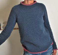 Crochet Patterns Sweter BlueHouse was made in collaboration with the wonderful L'échappée Laine Knit Cardigan Pattern, Crochet Cardigan, Baby Clothes Patterns, Baby Patterns, Beginner Knit Scarf, Knitting Patterns Boys, Knitting Projects, Crochet Patterns, Girl Inspiration