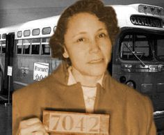 """Jo Ann Robinson (4/17/1912 - 8/29/1992) was a leading organizer in the Montgomery Bus Boycott following the arrest of Rosa Parks. Mrs. Robinson served on the executive board of the Montgomery Improvement Association but otherwise kept a low profile in order to protect her teaching position at Alabama State College which she later resigned in support of student sit-ins. Her memoir, """"The Montgomery Bus Boycott and the Women Who Started It,"""" was published in 1987. #TodayInBlackHistory"""