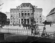SND. | Nový Čas Bratislava, Central Europe, Beautiful Buildings, Louvre, Black And White, City, Travel, Times, Type 3