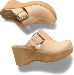 Kork-Ease shoes are made to age well -- and their construction make them another go-to for the woman on the go, who needs a polished look.