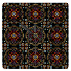Customizable Elegant clocks from Zazzle. Choose a pre-existing design for your wall clock or create your own today! Medieval Pattern, Clock, Elegant, Beautiful, Design, Watch, Classy, Clocks