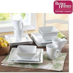 Love these dishes for everyday