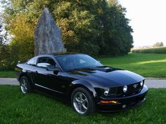 Mustang #Cars #Speed #HotRod This looks exactly like my Babe!