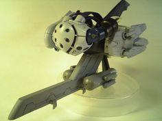 MSM-07Di Ze'Gok - Principato di Zeon e 604 Technical Evaluation Unit (OVA: Mobile Suit Gundam MS IGLOO: Apocalypse 0079.)