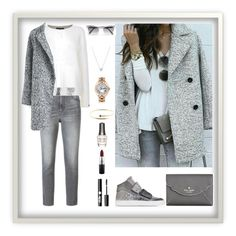 """""""Untitled #161"""" by rita-tahchi on Polyvore featuring Golden Goose, Tommy Hilfiger, Kate Spade, MM6 Maison Margiela, Prism, Links of London, Cartier, Morgan Taylor, Charlotte Russe and MAC Cosmetics"""