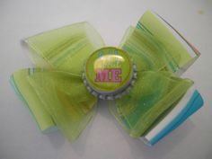 All about me hair bow by ang744 on Etsy, $4.00